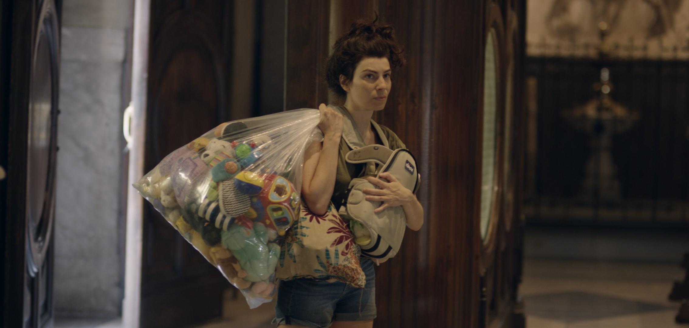 Una scena di Giulia, con Rosa Palasciano, tra i film che vedremo alle Giornate degli Autori