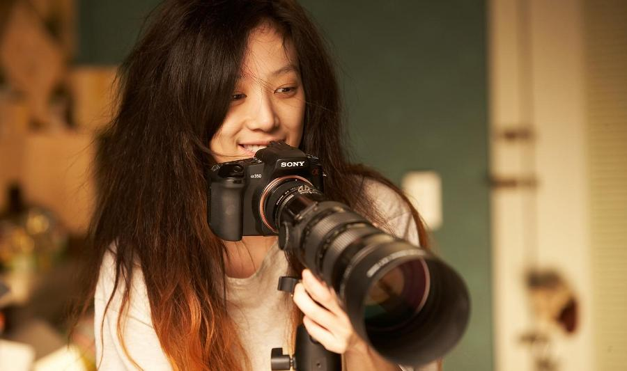 Jung Ryeo-won, che nel film interpreta Kim Jung-yeon