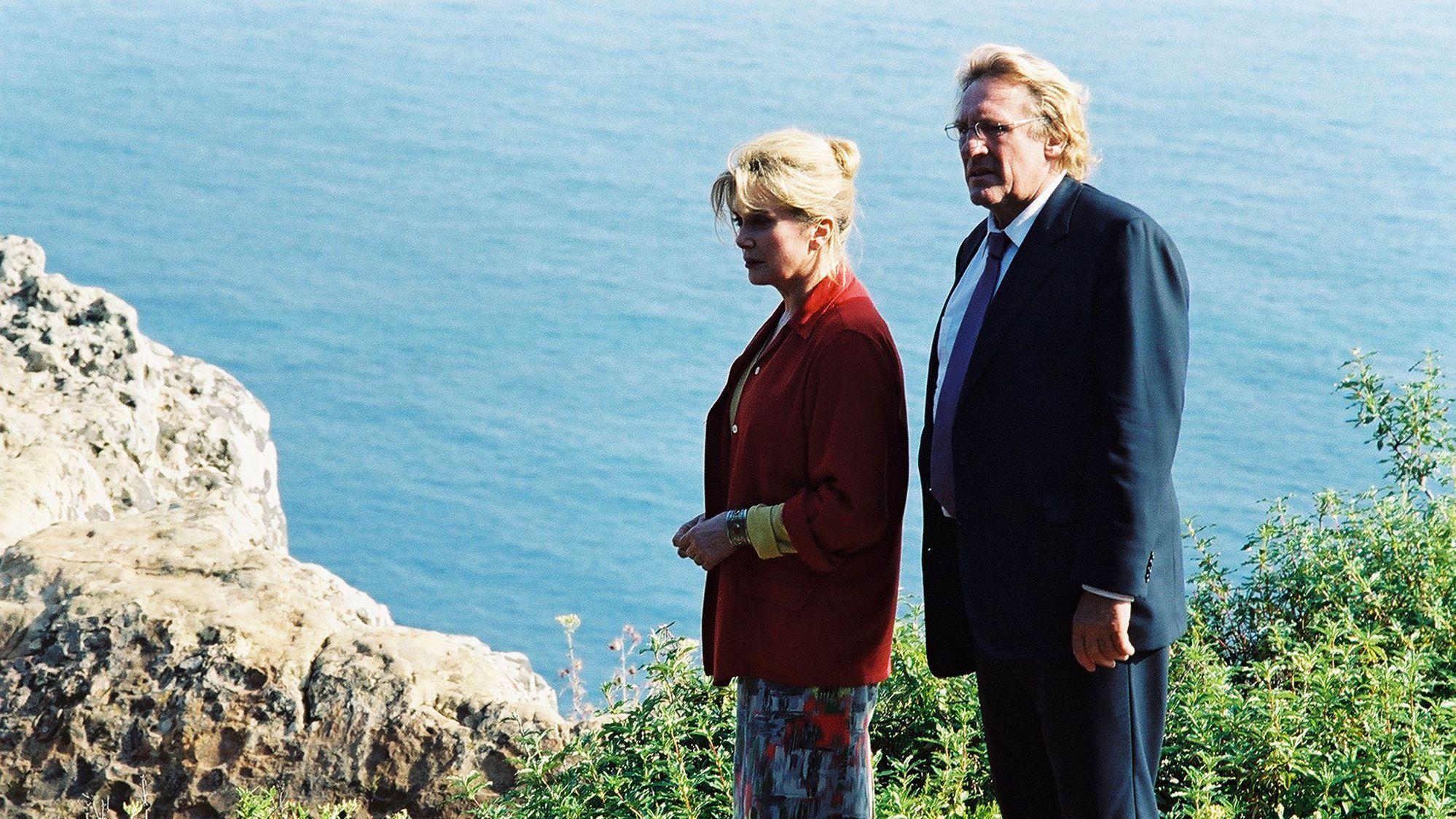 Catherine Deneuve e Gerard Depardieu