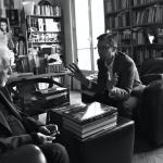 Frank Pavich e Jodo sul set di Jodorowsky's Dune