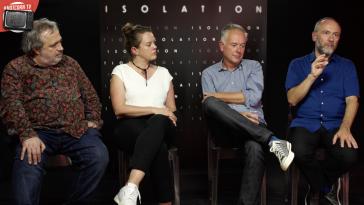 Michael Winterbottom, Jaco Van Dormael, Julia von Heinz, Olivier Guerpillon raccontano Isolation