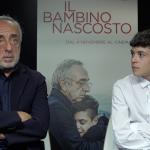Silvio Orlando e Giuseppe Picozzi raccontano Il Bambino Nascosto