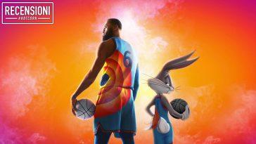 LeBron e Bugs, Space Jam: New Legends