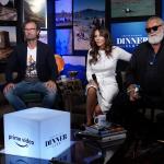 Carlo Cracco, Sabrina Ferilli e Diego Abatantuono raccontano Dinner Club