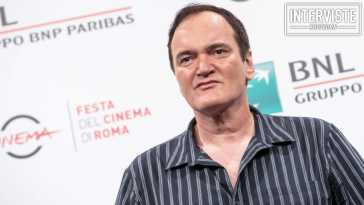 Quentin Tarantino Roma
