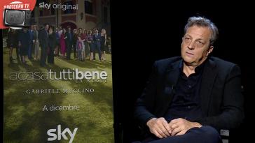 Gabriele Muccino racconta A Casa Tutti Bene - La Serie