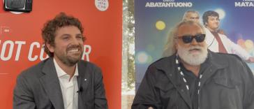 Frank Matano e Diego Abatantuono raccontano Una Notte da Dottore