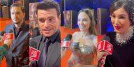 Il cast di Eternals ai microfoni di Hot Corn sul red carpet di chiusura della Festa del Cinema di Roma 2021 e di Alice nella Città