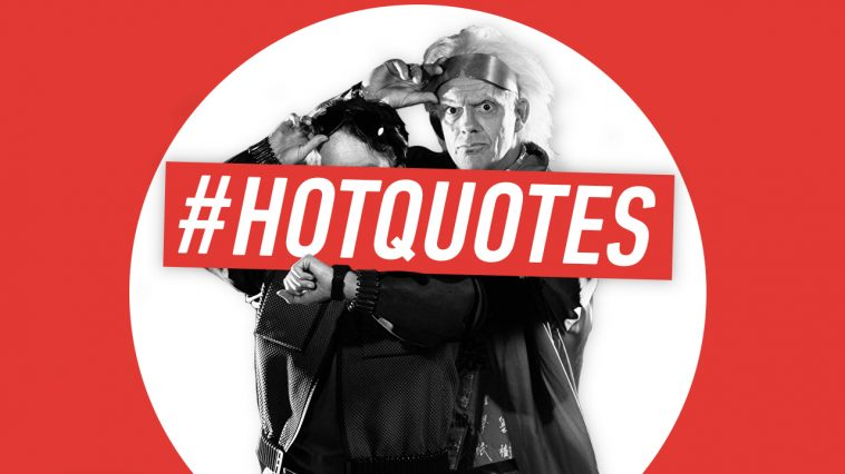 Hot Corn Quotes Back To The Future The Hotcorn