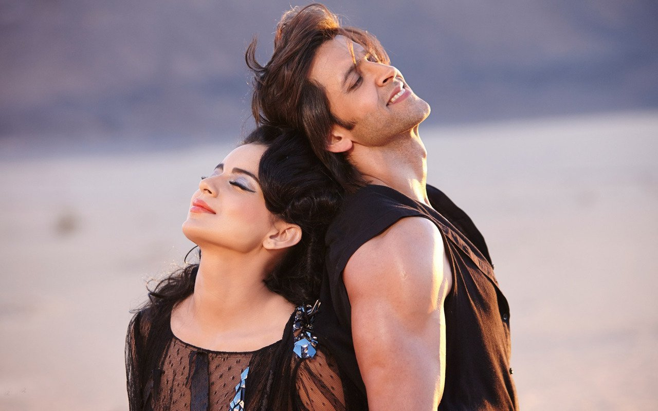 when love becomes a battlefield: hrithik and kangana – the hotcorn