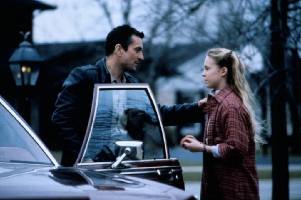 Father and daughter: De Niro and Danielle DuClos in Midnight Run