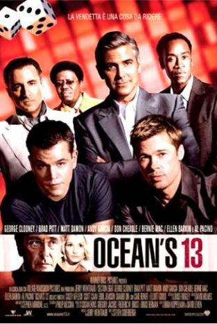 Ocean S Thirteen The Hotcorn