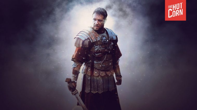 "Movies Gladiator Movie Russell Crowe 1439x1403 Wallpaper: Russell Crowe: ""Rome, My Great Love. And Gladiator Has A"