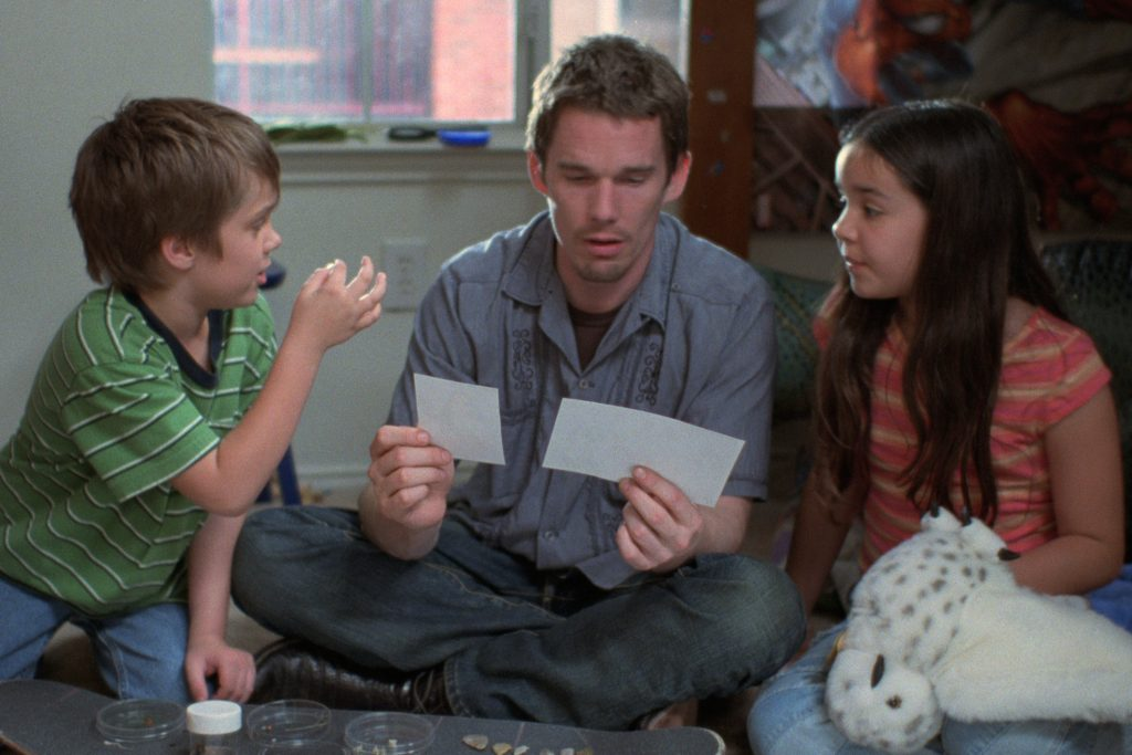 A scene from Boyhood
