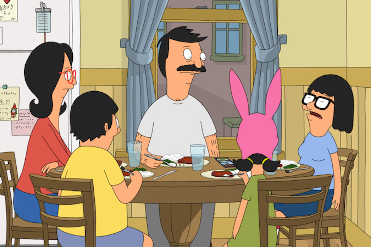 from bob s burgers to making it five shows to soothe the soul