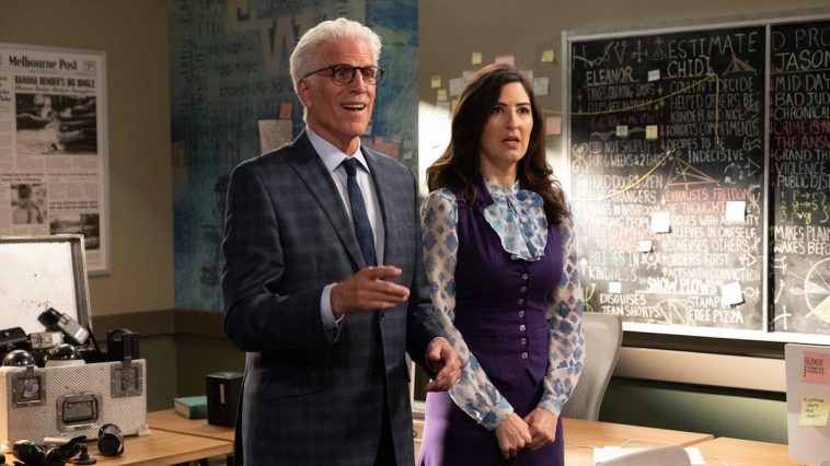 Jeremy Bearimy' – The Good Place season 3 episode 4 review – The HotCorn