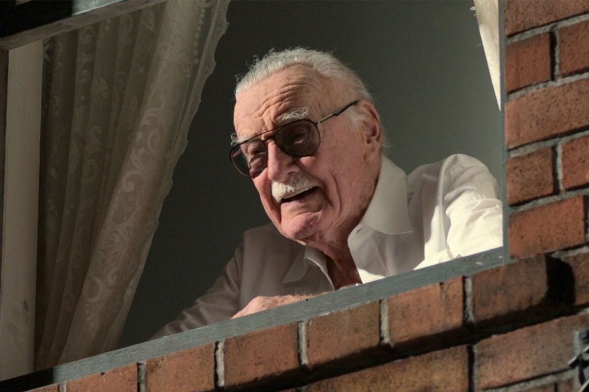 Death of a Superhero – Remembering Stan Lee – The HotCorn
