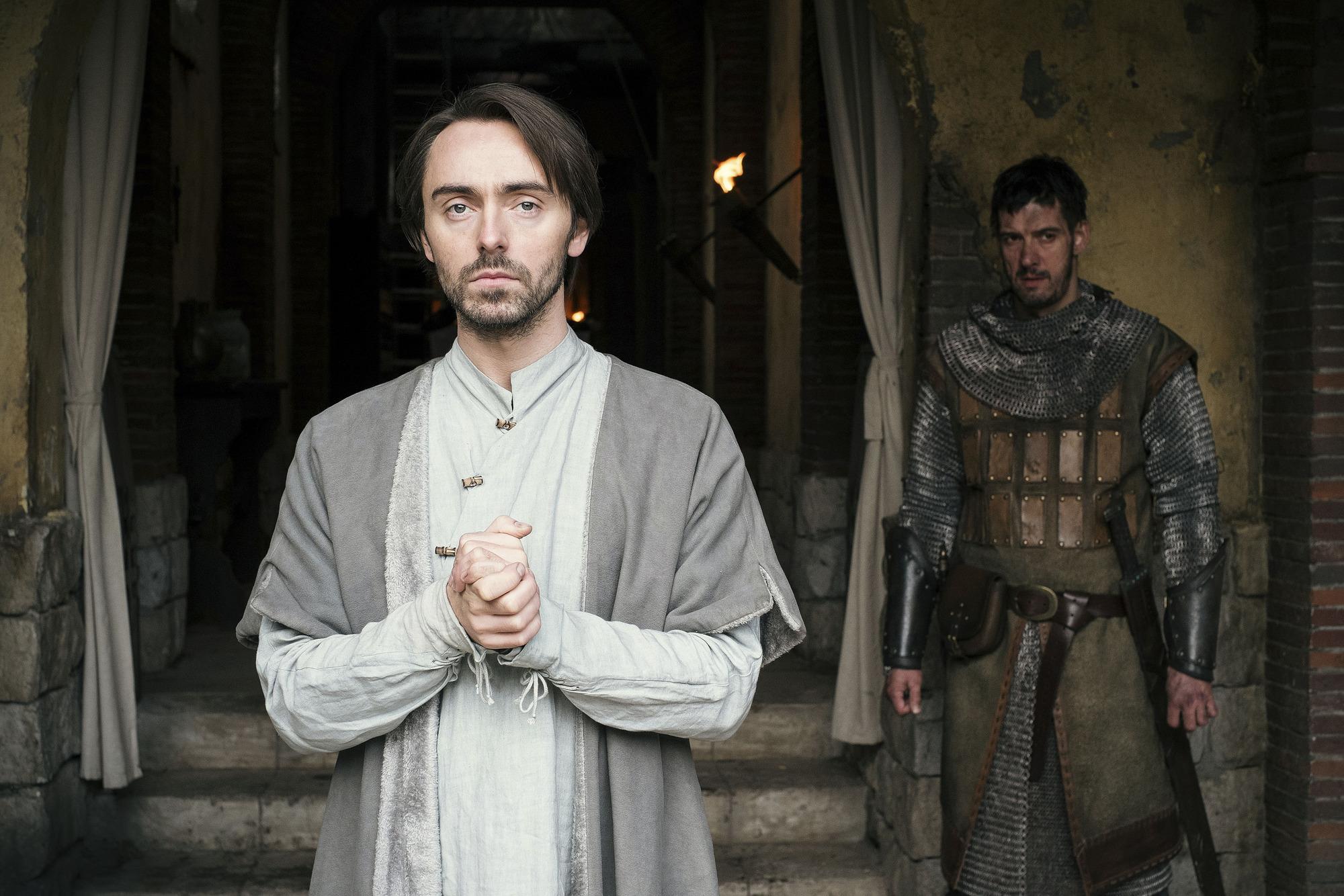 David Dawson as King Alfred