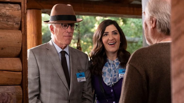 Don't Let The Good Life Pass You By' – The Good Place season