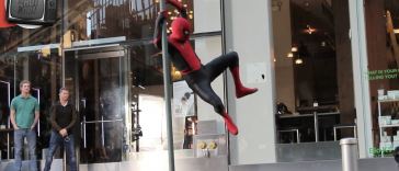 spiderman far from home hot corn