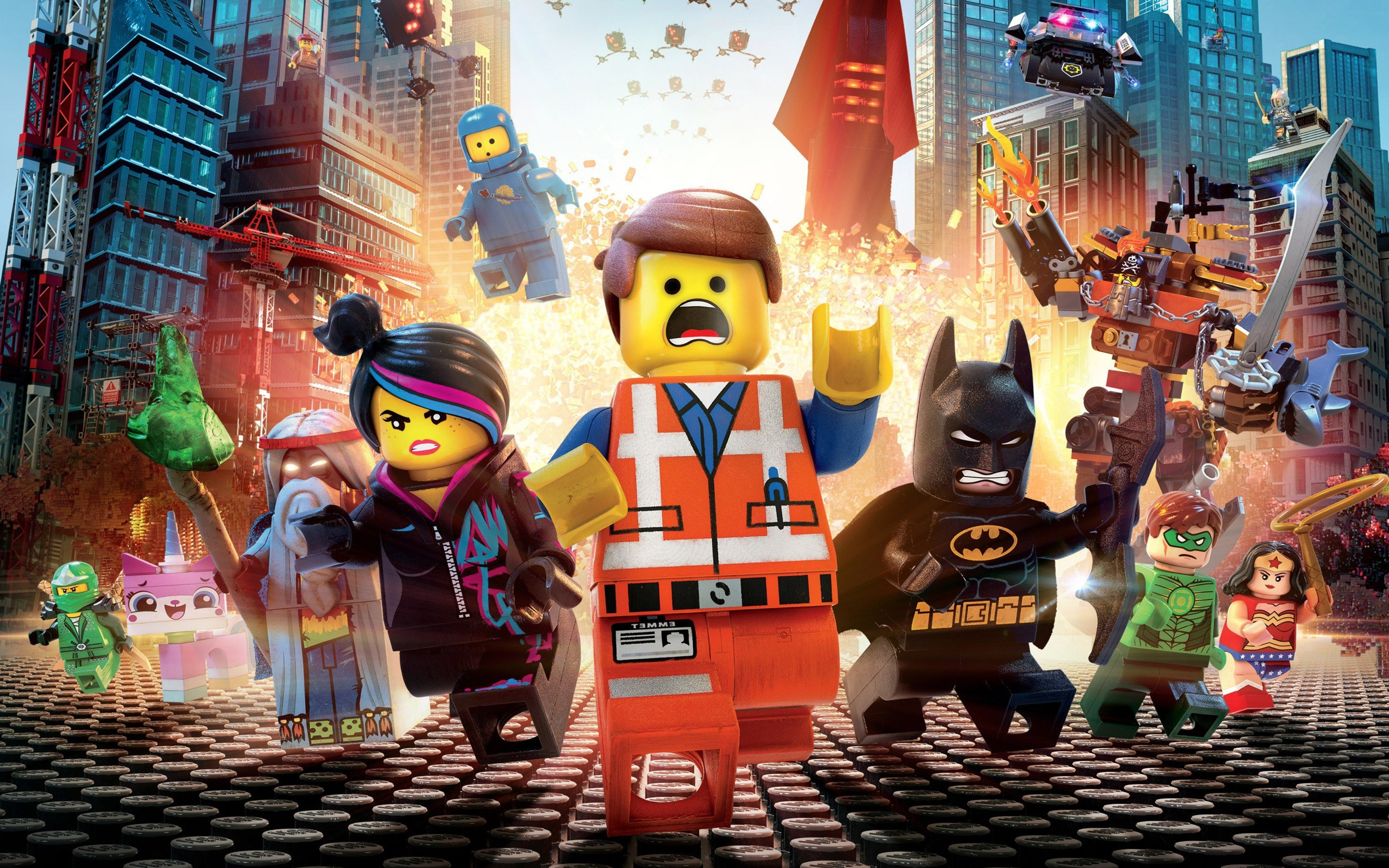The Lego Movie 2 Official Trailer 3 The Hotcorn