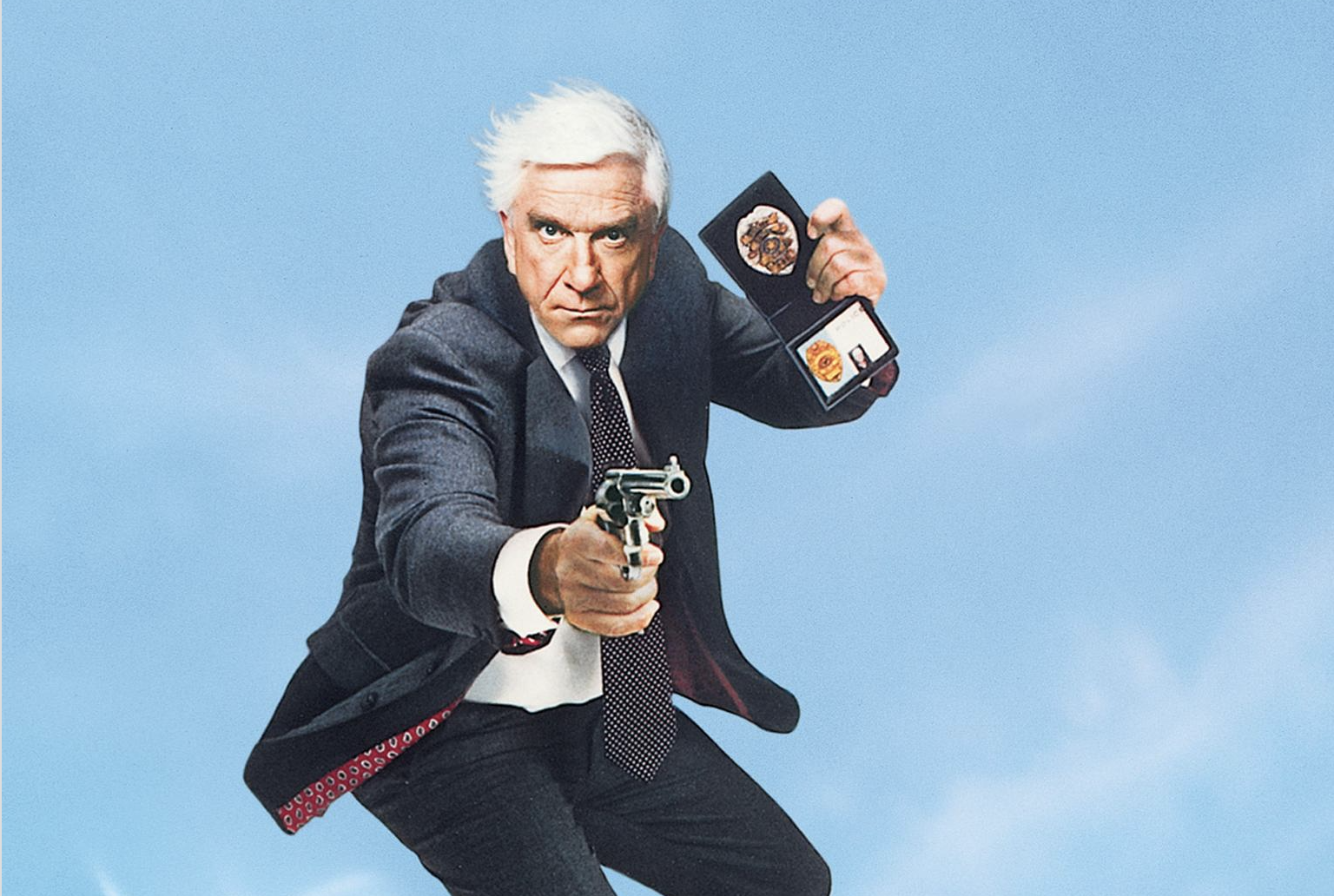 Still crazy after all these years - The Naked Gun: From