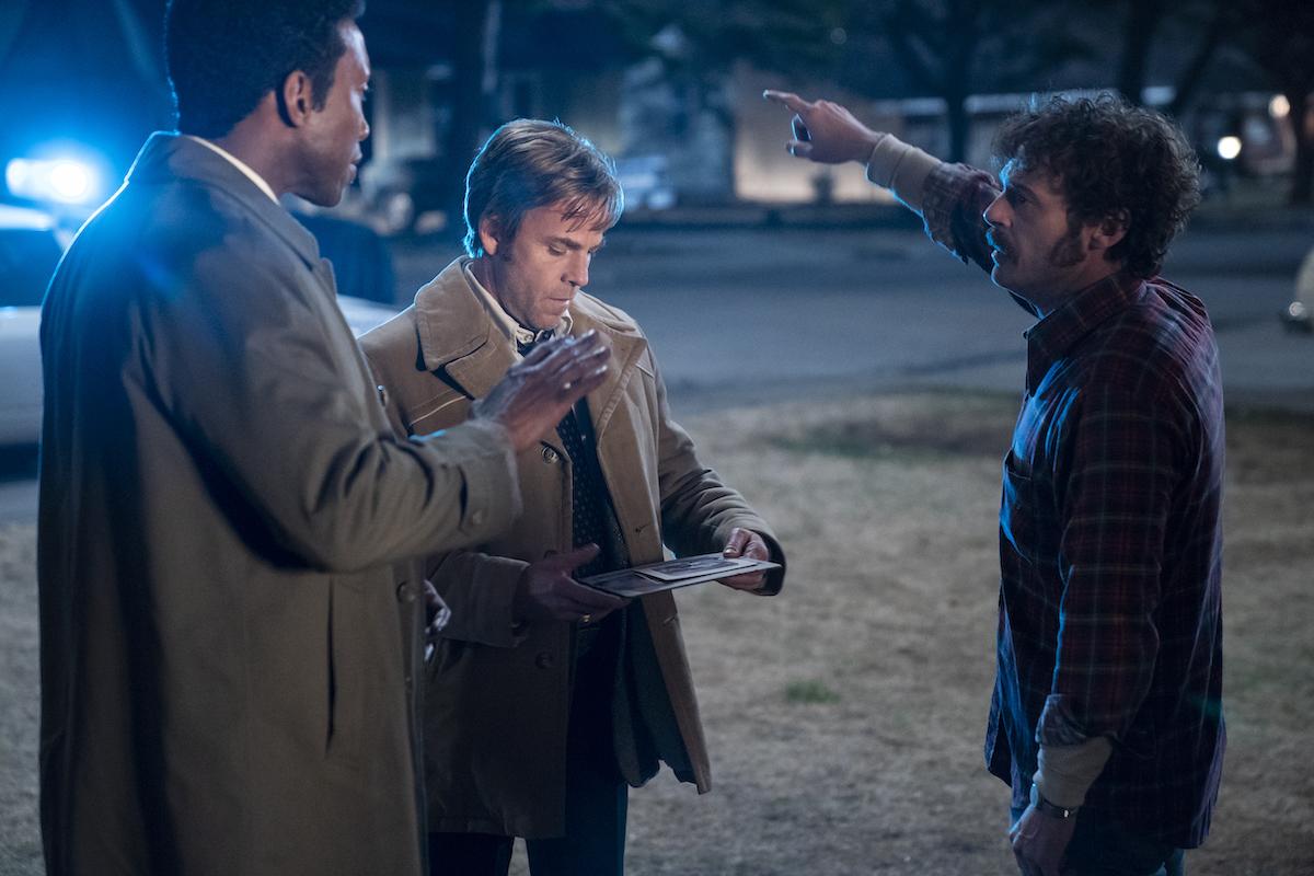 The Great War And Modern Memory' – True Detective season 3