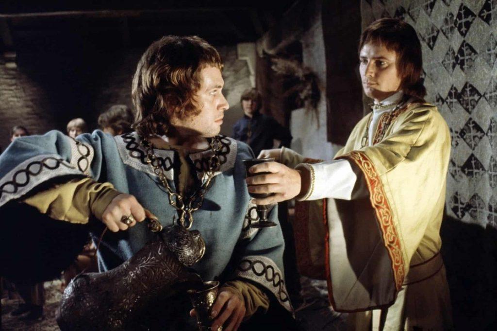 Jon Finch in Macbeth