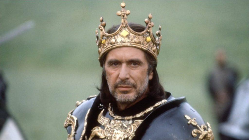 Al Pacino in Looking for Richard