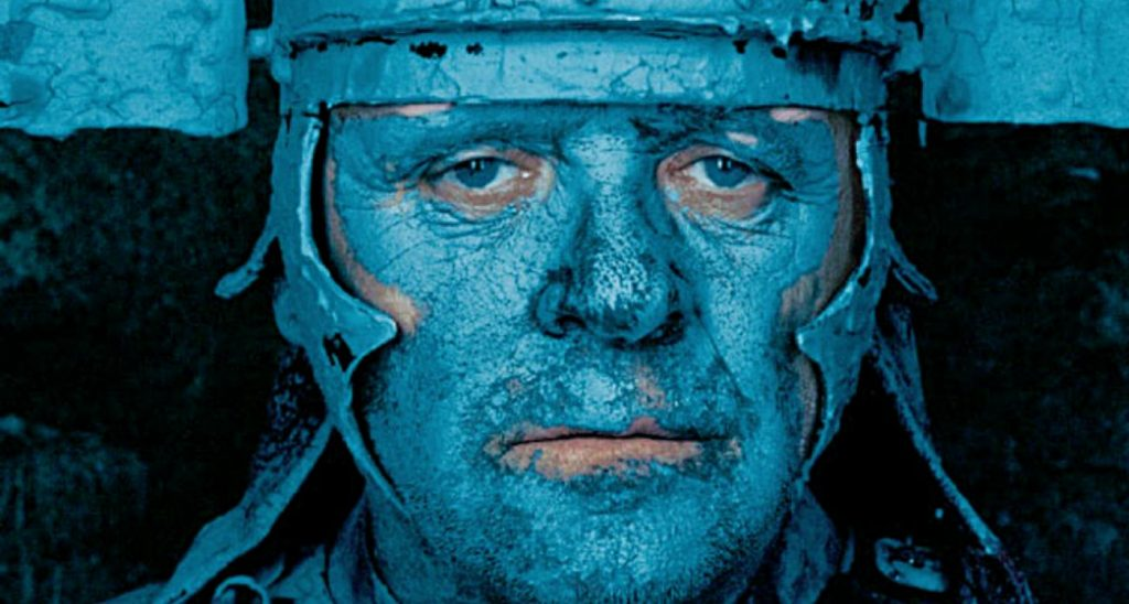 Anthony Hopkins in Titus