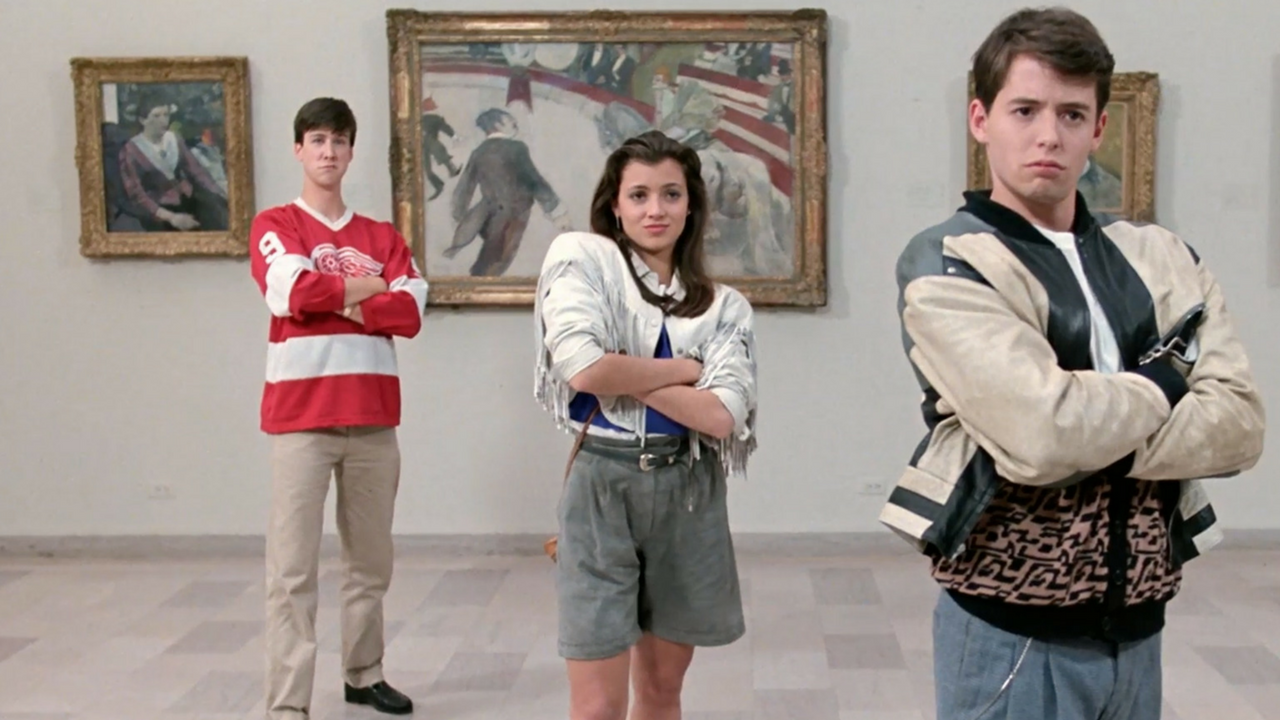 Ferris Bueller's Day Off, a winning slice of teenage wish-fulfilment
