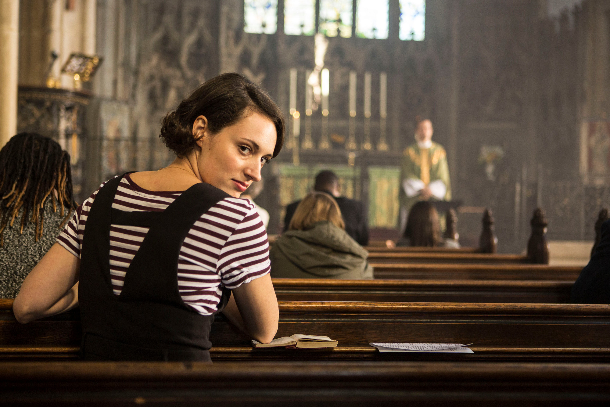 Phoebe-Waller Bridge in Fleabag