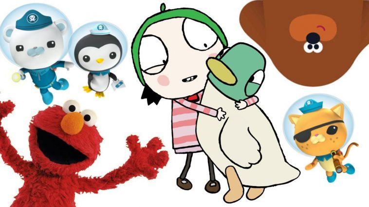 The Ten Best Kids Tv Shows On Cbeebies Part Two