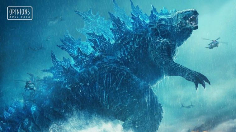 Godzilla King of Monsters really the king of monsters