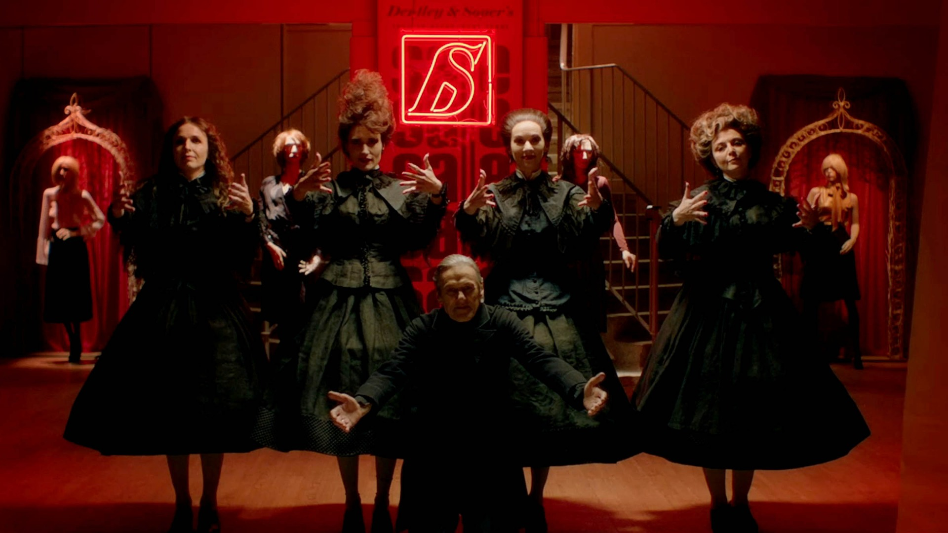 """I don't regard this film as strange"""" Peter Strickland on In Fabric"""