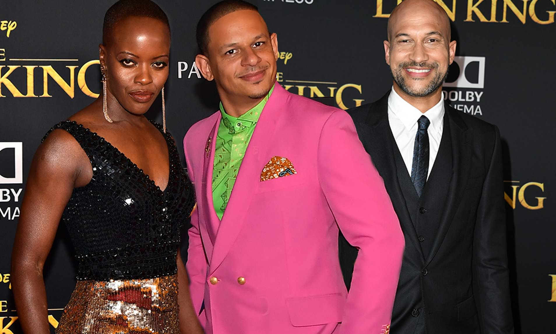 Keegan Michael Key The Lion King Excited To Be Part Of