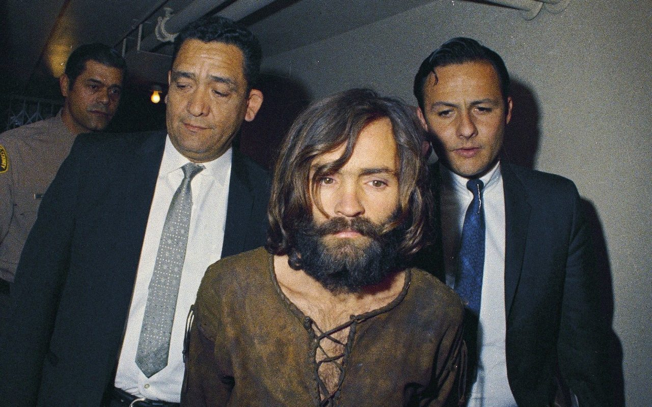 The 'real' Charles Manson