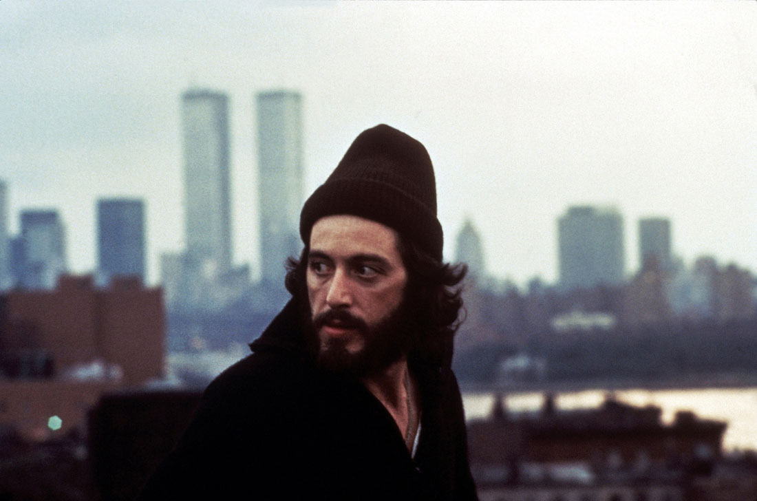 Al Pacino is Serpico