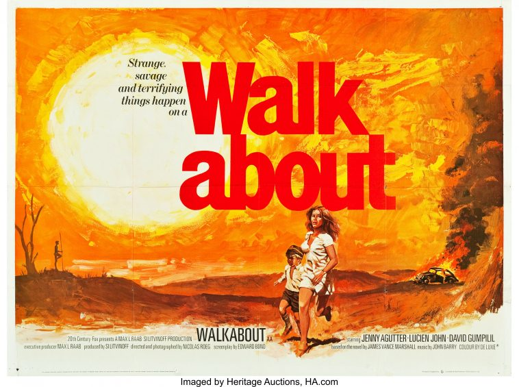 Why Walkabout is a coming of age movie like no other